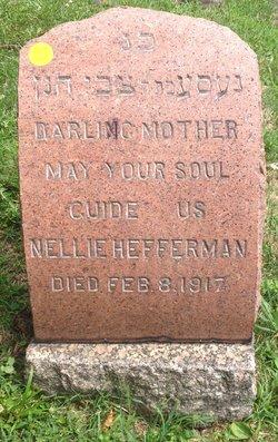 """Meser """"Nellie"""" <I>Golden</I> Hefferman"""