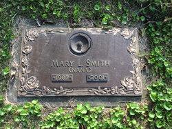 """Mary L """"Nana"""" Smith"""