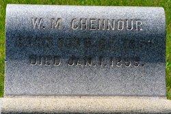 W. M. Chennour