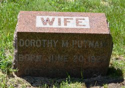 Dorothy M. <I>Roskam</I> Putnam