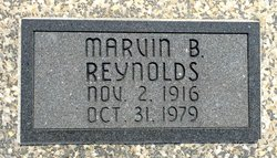 Marvin B Reynolds