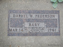 Darrel W. Pederson