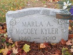 Marla A. <I>McGoey</I> Kyler