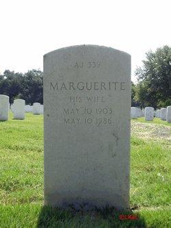 Marguerite <I>Rosenthal</I> Crowley