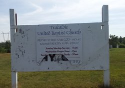 Upper Big Tracadie United Baptist Church Cemetery
