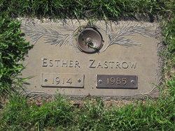 Esther Zastrow