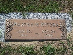 Martha M. <I>Carstens</I> Witzka