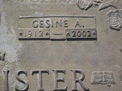 Gesine A. <I>Heinemann</I> Bauermeister