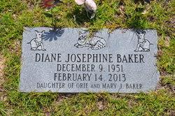 Diane Josephine Baker
