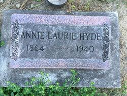 Annie Laurie Hyde