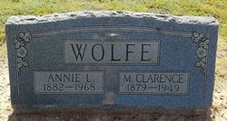 Martin Clarence Wolfe