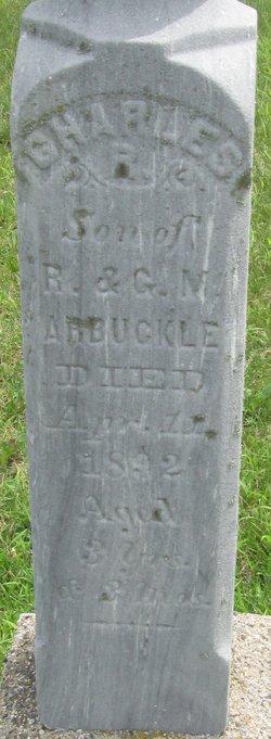 Charles Arbuckle