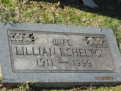 "Lillian Inez ""Lillian"" <I>Williams</I> Shelton"