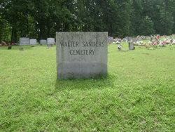 Walter Sanders Cemetery