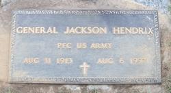 General Jackson Hendrix