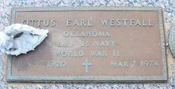 Ottus Earl Westfall