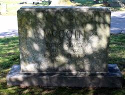 Emma Martha <I>Freeborn</I> McCoin