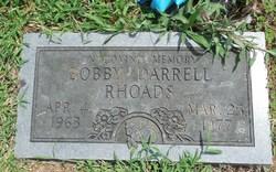 Bobby Darrell Rhoads