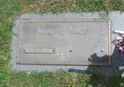 Marie C Simon