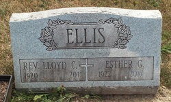 Esther G Ellis