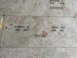 Robert M Voth