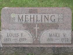 Louis F Mehling