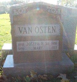 Mary <I>Bissinger</I> VanOsten