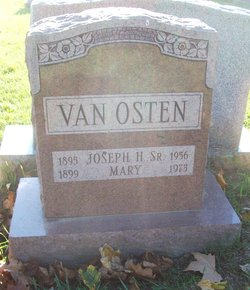 Joseph Hamilton VanOsten, Sr