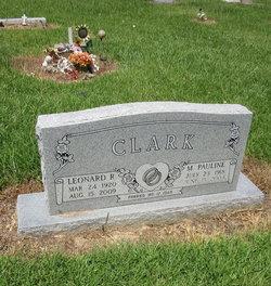 Leonard R Clark