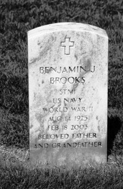 Benjamin J Brooks