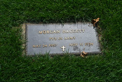 Morgan Daggett