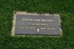 Judith Ann DeToro