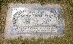 Oscar M Abreu Cruz