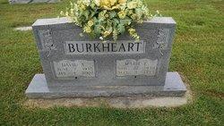 Marie Lois <I>Lucas</I> Burkheart
