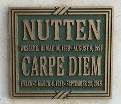 Wesley L. Nutten, III