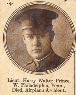 2LT Harry W. Prince
