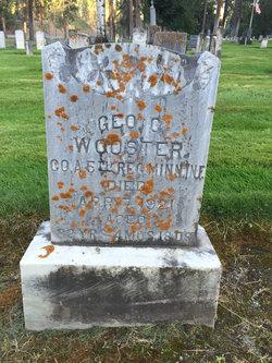 George Crawford Wooster