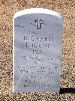 Richard Eugene Fay