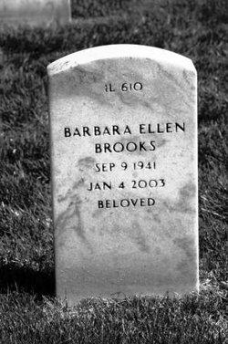 Barbara Ellen Brooks