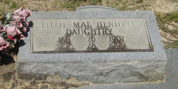Lillie Mae <I>Hendrix</I> Daughtry