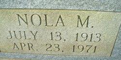 Nola <I>Monaghan</I> Bailey