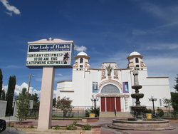 Our Lady of Health Catholic Church Columbarium