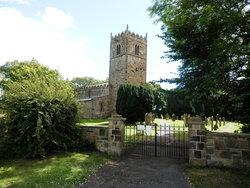 Danby Wiske Parish Churchyard