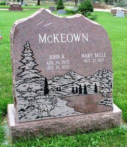 John Richard McKeown