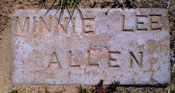 Minnie Lee Allen