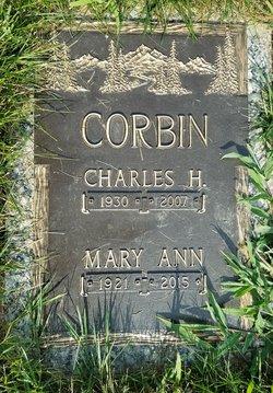 """Mary Ann """"Mai"""" <I>Ryan</I> Corbin"""