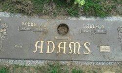 Bobbie Lee <I>Pardue</I> Adams