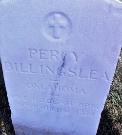 Percy Billingslea