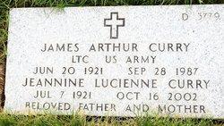 James Arthur Curry, Jr