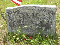 Ruth Audrey <I>Hatch</I> Creed